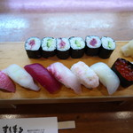 四季の寿司処 すしまる - 竹にぎり