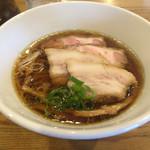 ルースター - 醤油チャーシュー麺 ¥850