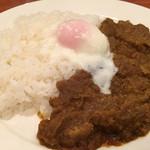 丸鶏FUJI - キーマカレー