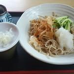 福久家 - 料理写真:おろしそば