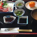 藤吉郎 - 料理写真:刺身定食