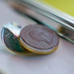 カフェ フラミンゴ - 貨幣形(かへいがた)巧克力(ちよこれいと)