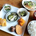 ソラノネ紀伊国屋 - かまどご飯セット*ふくさ焼き(1,400円)