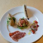 ブラカリ - 前菜(アンティパスト)