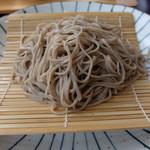 昭和屋 そば琳 - もり蕎麦(1食)
