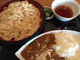 たぐち家 - ミニカレーセット¥720