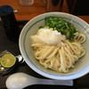 さぬきうどんのたぬき - 料理写真:生醤油うどん410円