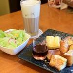 炭火珈房 ピトン - 料理写真:フレンチトーストブランチ