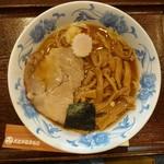 大勝軒 - 料理写真:2016年8月 メンマラーメン 1050円