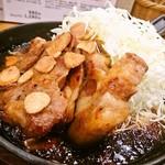 もつ焼き 栄司 - トンテキ