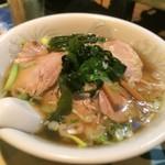 Chuugokushusaikourai - 〆のらーめん・・・あたしゃ〆られませんでした。チャーハンも食べていたようです。