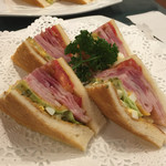 サンドウィッチ ルマン - ベーコンチーズ