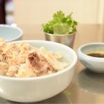 ガイトーンTokyo - 鶏ガラスープは、別途50円。