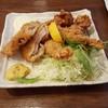 とらひげ - 料理写真:ミックスフライ定食