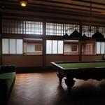 日光田母沢御用邸記念公園 - 御玉突所