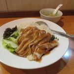 唐苑 - 棒棒鶏丼1