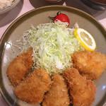 丸栄 - ヒレカツ