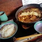 56548543 - 「デラックス味噌煮込定食 (1450円)」