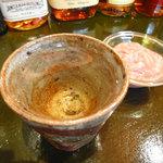 宙 - 日本酒とつまみの塩辛