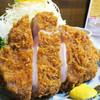とんかつ 櫻家 - 料理写真:極上ジャンボロースかつ定食
