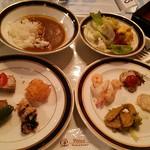 大磯プリンスホテル - 夕食