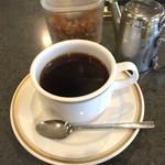 56551216 - H28.9 ランチセットのホットコーヒー