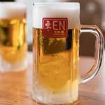 えん - 2016.9 キリン一番搾り樽生ビール