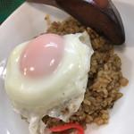 瀧井 - 黒焼き飯