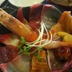 56552711 - 特製海鮮丼