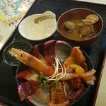 56552712 - 特製海鮮丼