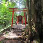 日光田母沢御用邸記念公園 - 滝尾稲荷神社