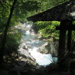 日光田母沢御用邸記念公園 - 美しい清流
