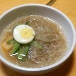 韓一館 - 冷麺