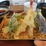 天ぷら屋 幸たろう - 料理写真:おすすめ天定食