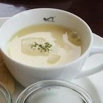 56556419 - 本日のスープ(コーンスープ)