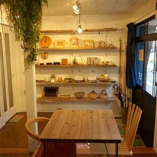 【こだわり④】古民家を改装して作られた落ち着けるカフェ♪