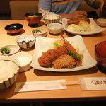 Kewaike - 特別御膳 1380円