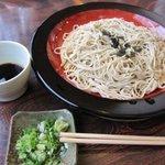 東鮨 - 料理写真:もりそば