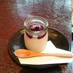 小樽食堂 - ミルクプリン  345円税込