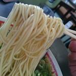 らーめん藤 - 麺リフト
