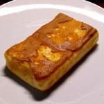 野口製菓 - チーズケーキ:あっぷ図 by ももち