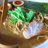 八雲  - 料理写真:塩メンマラーメン+味玉