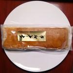 野口製菓 - チーズケーキ:包装図 by ももち