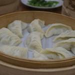 鼎泰豊 - 魚蒸し餃子