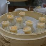 鼎泰豊 - 海老と豚肉入り焼売