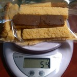 野口製菓 - ラスク:計量図 by ももち