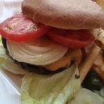 56568710 - tcc Burger (チーズ)①                       1,400円