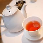 北京 - サービスの温かい中国茶