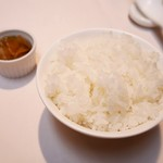 北京 - ザーサイ・ご飯
