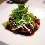 北京 - ランチ限定 黒酢の四角い酢豚¥2138